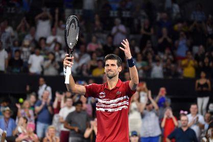 Djokovic: ?Los organizadores podrían retrasar el Abierto de Australia?