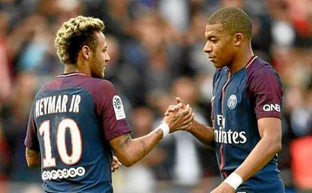 El PSG, dispuesto a pelear por Neymar y Mbappé