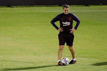 """Valverde: """"Si me dan a elegir, prefiero el formato anterior"""""""