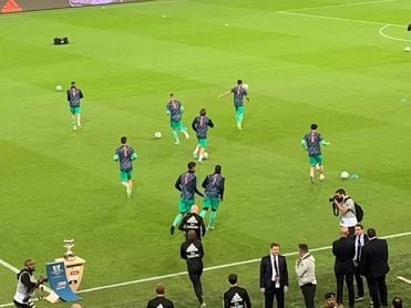 Zidane apuesta por Jovic; Celades por Gameiro