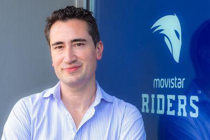 """Carlos García (Movistar Riders): """"Los eSports no paran de crecer"""""""