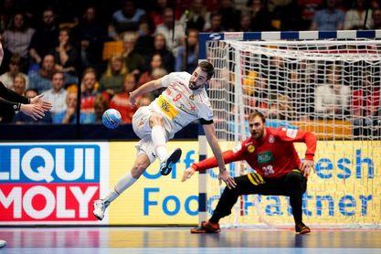 33-26. España se allana el camino hacia las semifinales