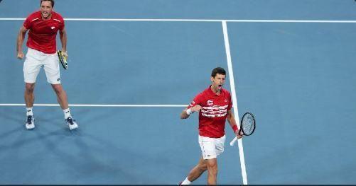 Serbia remonta ante España para proclamarse primer campeón de la Copa ATP