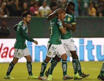 El ecuatoriano Ángel Mena y el León, lo mejor en el inicio del Clausura