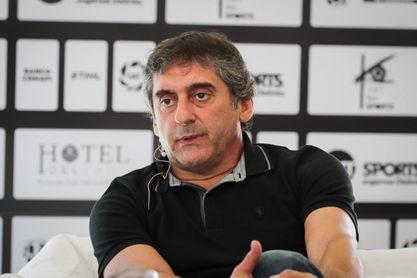 Francescoli, Salas y Sorín, tres leyendas del fútbol se reúnen en Uruguay