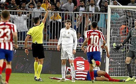 El Madrid, con una baja sensible para enfrentarse al Sevilla