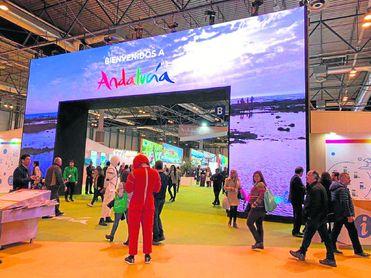 Andalucía se muestra al mundo