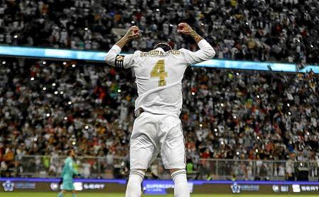 Ramos, tocado; y Valverde, sancionado, no estarán en el Bernabéu.