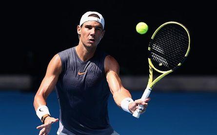 Nadal buscará destronar a Djokovic y Barty principal candidata en el femenino
