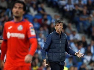 """Alguacil: """"Es momento de revertir el daño por la derrota del Betis"""""""