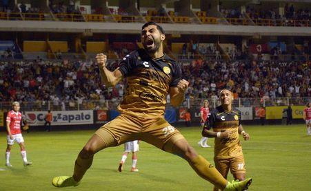 Los Dorados del Ascenso vencen al Guadalajara en octavos de finales