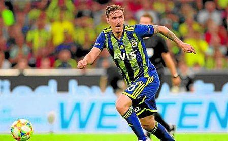 Max Kruse llegó libre al Fenerbahçe desde el Werder Bremen.