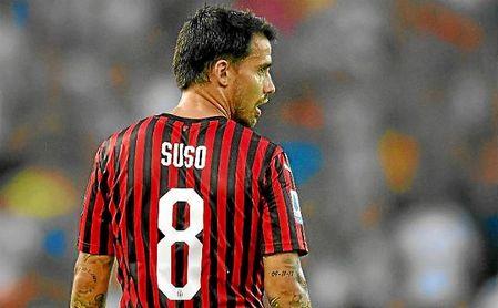 Suso espera el entendimiento entre Milan y Sevilla.