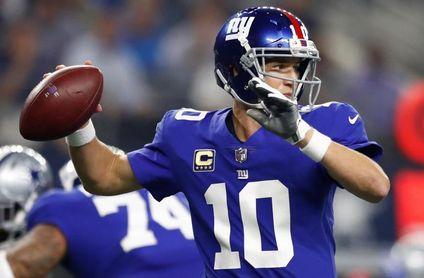 Eli Manning, feliz de retirarse y de hacerlo con los Gigants