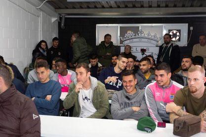 El entrenador del Badajoz dice que la visita del Granada será otra fiesta