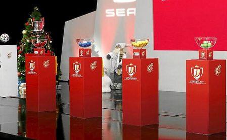 CD Mirandés - Sevilla FC, en octavos de la Copa del Rey