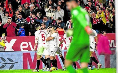 Lopetegui se instala en el 'Top 5' del Sevilla