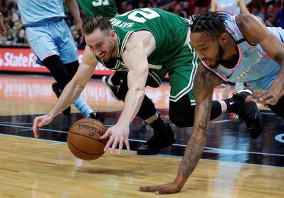 101-109. Hayward y los Celtics incendian la Conferencia Este