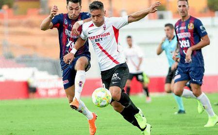 Pau Miguélez dejará el Sevilla Atlético.