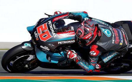 Quartararo ficha por el equipo oficial de Yamaha para 2021 y 2022