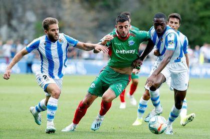 La Real cede a Modibo Sagnan al Mirandés hasta el final de la temporada