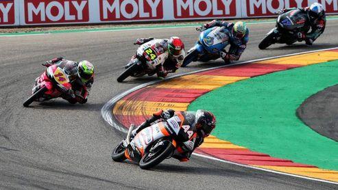 Equipos del Mundial Moto2 y Moto3 trabajarán esta semana en el Circuito de Jerez