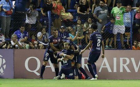 1-0. Nildo Viera da la victoria a Sol de América ante el Goiás