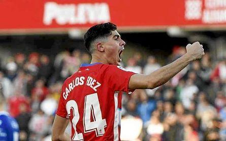 Carlos Fernández no quiere pensar en un futuro con el Sevilla