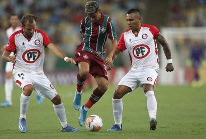 La Calera espera en Chile a Fluminense con el empate de la ida en el bolsillo