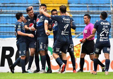 Motagua y Atlanta United se enfrentan en la Liga Campeones de la Concacaf