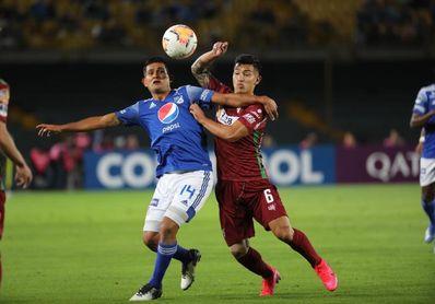 Always Ready - Millonarios en vivo: Copa Sudamericana