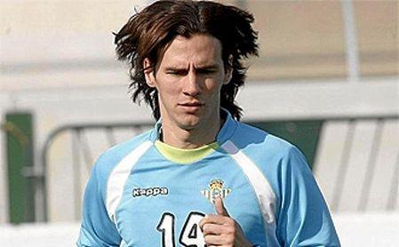 Jesús Capitán Prada 'Capi' fue jugador verdiblanco durante 14 años.