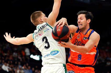Un Valencia tocado busca coger aire en su lucha por los 'playoffs'