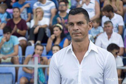 Casquero fue entrenador del Recreativo de Huelva.
