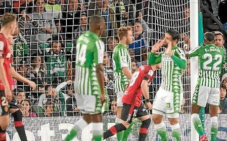 El empate con el Mallorca agranda la brecha.