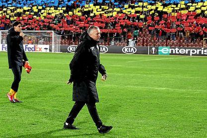 Petrescu es el artífice de los éxitos del Cluj.