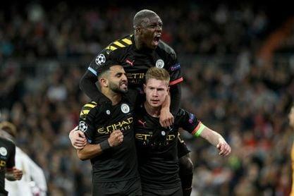 1-2. El City destapa las carencias del Madrid