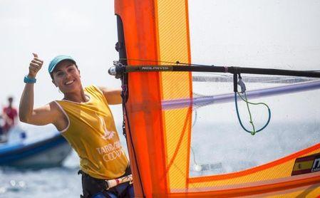 Blanca Manchón se coloca a un paso del Top 10 depués de tres jornadas