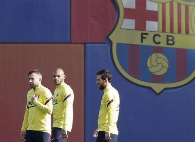 Jordi Alba recibe el alta y entra en la convocatoria