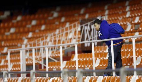 El Valencia-Atalanta de Liga Campeones será a 'puerta cerrada'