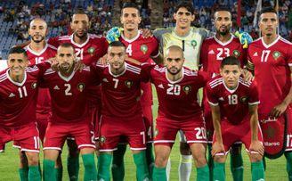 Marruecos se concentrará del 23 al 31 de marzo.