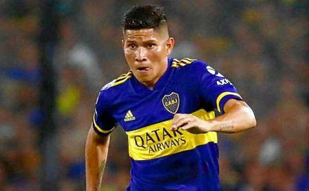 El colombiano Jorman Campuzano brilla en Boca Juniors.
