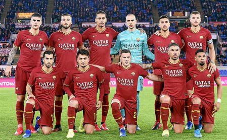 La Roma se prepara para acabar ya la temporada