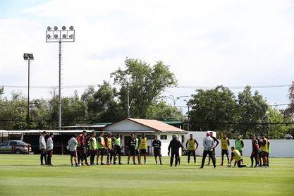 La ciudad deportiva de la Roja, dispuesta para fines médicos por el COVID-19
