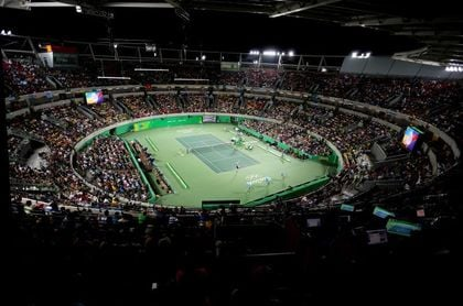 La Federación Española de Tenis apoya el movimiento olímpico