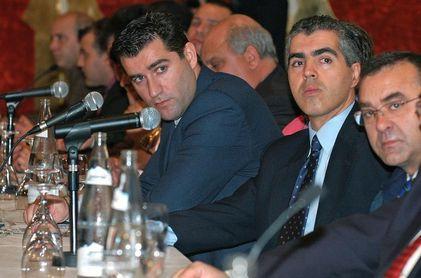 Paco Sanz, hijo de Lorenzo, ingresado por coronavirus