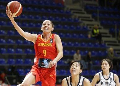 """Laia Palau: """"En principio seguiré jugando e iré a los Juegos Olímpicos"""""""