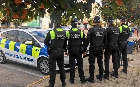 La Policía Local de Utrera suma más de cien denuncias por incumplimientos del estado de alarma.