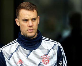 La duración del contrato es el obstáculo para la renovación de Neuer