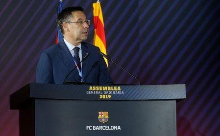 Bartomeu hace limpia en la Junta del Barça y esta le responde